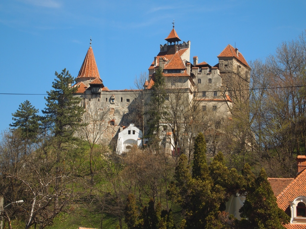 The Castles of Transylvania