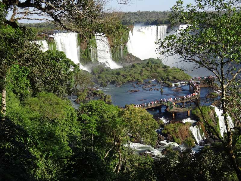 Places to see—Iguazu Falls